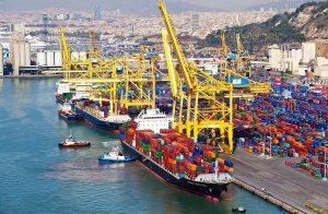 групажен транспорт Испания